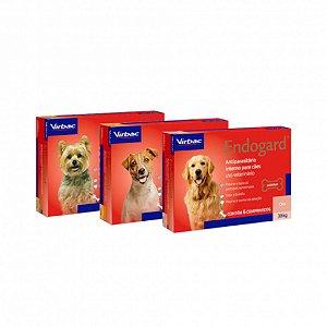 Vermífugo Virbac Endogard para Cães