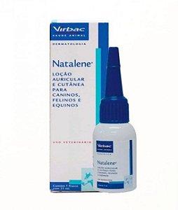 Solução Antiparasitária Auricular Natalene - 25 mL