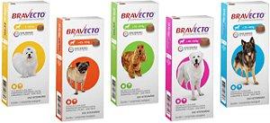 Antipulgas e Carrapatos MSD Bravecto Comprimidos para Cães