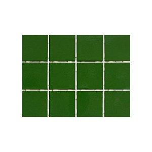 Revestimento Strufaldi Verde 10x10 Cod. 1060