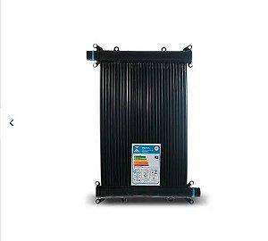 Kit 10 Placas Coletor Solar Aquecedor P/ Piscina Ts-Solar 3,00m Selo Inmetro TS-Solar