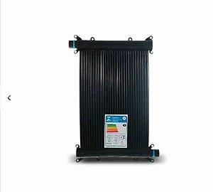 Kit 20 Placas Coletor Solar Aquecedor P/ Piscina Ts-Solar 3,00m Selo Inmetro TS-Solar