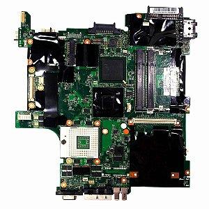 Placa Mãe Lenovo Ibm T61 11s42x7344 - Usada (9307)
