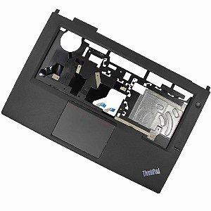 Carcaça Palmrest C/ Leitor Biometrico Lenovo L440 (8118)