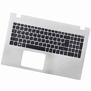 Carcaça Teclado Acer E5-573 / G Pk131fz1a28 - Usada (8202)