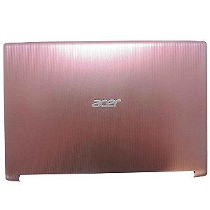 Carcaça Face A Notebook Acer Aspire A515-51 Vermelha (13141)