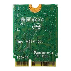 Placa Wireless Dual Band Bluetooth 5.0 Intel 9560ngw (13407)