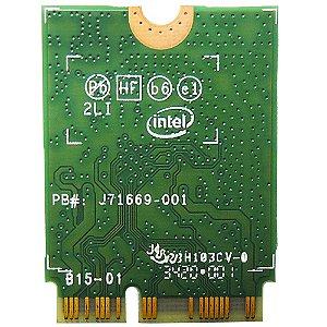 Placa Wifi Wireless-ac 9462ngw  433 Mb/s (13409)