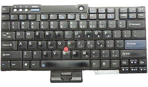 Teclado Notebook Lenovo Thinkpad 42t3109 T60 T61 (13687)