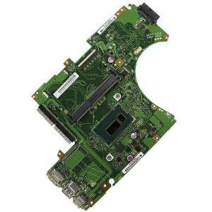 PLACA MAE NOTEBOOK ASUS Z450LA-WX009T PROC I3-4005U (12686)