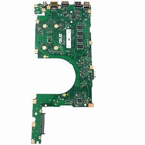 Placa Mae Notebook Asus PU401LA-WO074P  PROC. I5 2GB (7589)