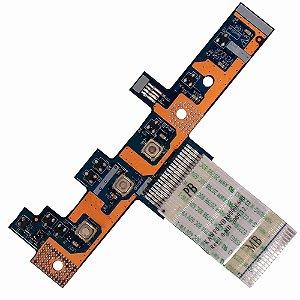 Placa Botão Power Notebook Acer Kawf0 E725 Ls-4851p (6088)