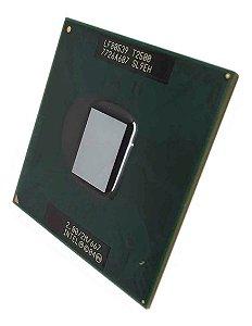 Processador Notebook Intel Core Duo T2500  2.00 Ghz (13818)