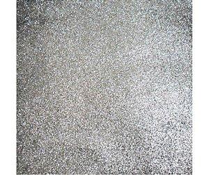 LONITA GLITTER PRATA (32X28CM)