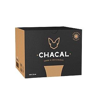 CARVÃO CHACAL HEXAGONAL 1KG
