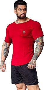 Camiseta Natural Power Vermelha