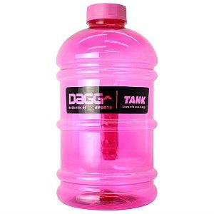 Garrafa Galão de Água Dagg Tank 2,2 Litros Squeeze Academia Treino