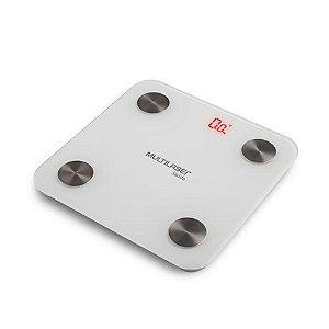 Balança Bluetooth De Bioimpedancia Premium Digital Corporal Inteligente Peso Ate 180Kg