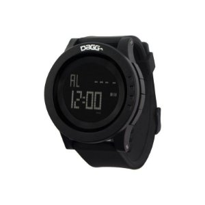Relógio Dagg Digital Watch Gear Running Armor Black