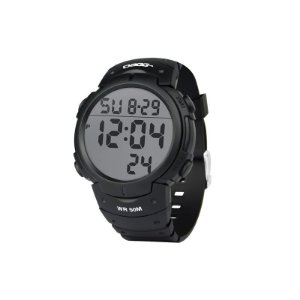 Relógio Dagg Digital Watch Gear Running Fit Black