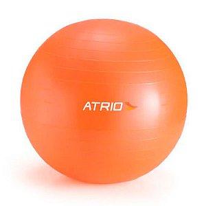 Bola de Ginástica e Pilates Atrio 55cm Laranja