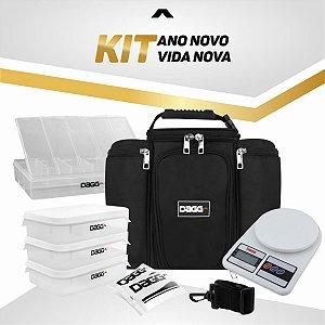 Kit Bolsa Térmica + Balança Digital 2020