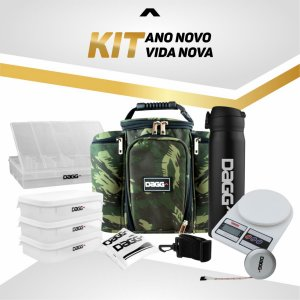 Kit Completo Camuflado 2020