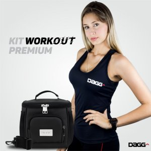 Kit Workout Premium Black