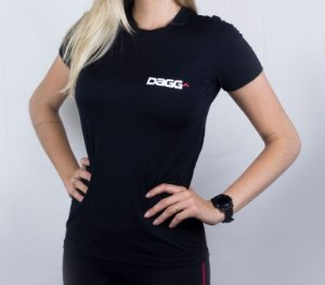 Blusa Feminina Workout Black Dagg