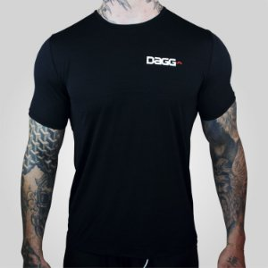 Blusa Masculina Workout Black Dagg
