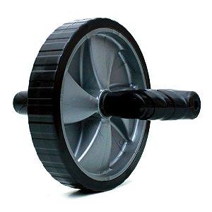 Roda de Exercícios abdominal Cinza Dagg