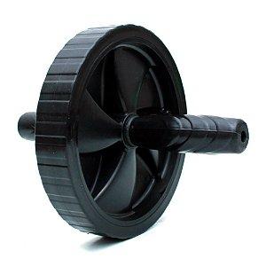 Roda de Exercícios abdominal Preto Dagg