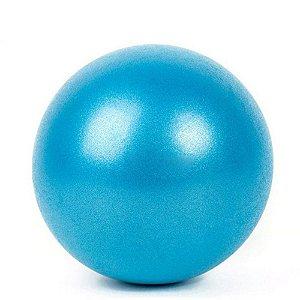 Mini Bola De Exercicios 25cm Fitness Com Canudo Para Inflar Yoga Pilates