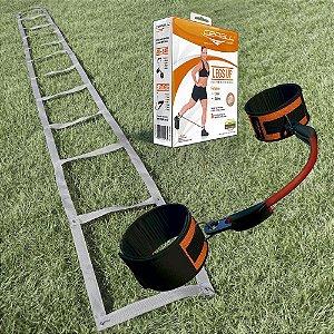 Kit Treino PRO - Escada de Circuito + Legs UP Power