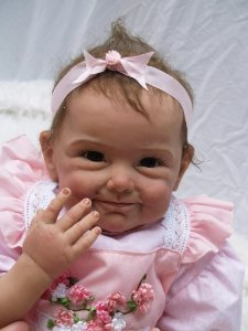 Bebê Reborn Letícia - Super Promoção Para o Dia das Crianças Por Tempo Limitado!!