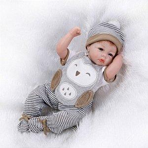 Bebê Reborn Miguel  - Super Promoção Para o Dia das Crianças Por Tempo Limitado!!