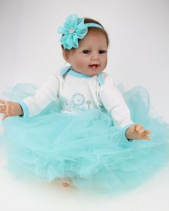 Bebê Reborn Mary - Super Promoção Para o Dia das Crianças Por Tempo Limitado!!