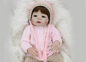 Bebê Milena PRONTA ENTREGA