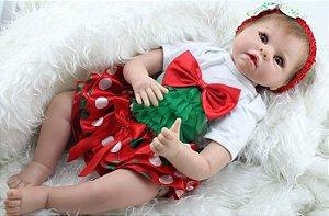 Bebê Reborn Natali - Super Promoção Para o Dia das Crianças Por Tempo Limitado!!