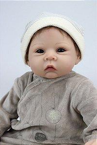 Bebê Reborn Marcelinho - Super Promoção Para o Dia das Crianças Por Tempo Limitado!!