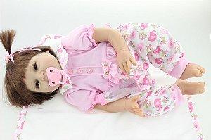 Bebê Reborn Larinha - Super Promoção Para o Dia das Crianças Por Tempo Limitado!!