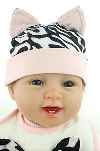 Bebê Reborn Gatinha - Super Promoção Para o Dia das Crianças Por Tempo Limitado!!