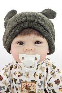 Bebê Reborn Marcinho - Super Promoção Para o Dia das Crianças Por Tempo Limitado!!