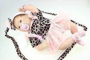 Bebê Reborn Charmosinha - Super Promoção Para o Dia das Crianças Por Tempo Limitado!!