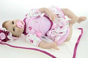 Bebê Reborn Nanda - Super Promoção Para o Dia das Crianças Por Tempo Limitado!!