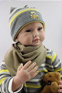 Bebê Reborn Matheus - Super Promoção Para o Dia das Crianças Por Tempo Limitado!!