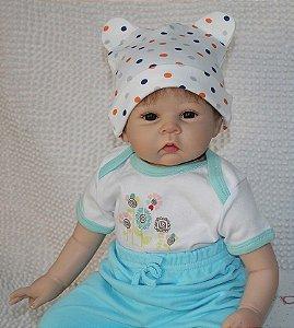Bebê Reborn Paulinho - Super Promoção Para o Dia das Crianças Por Tempo Limitado!!