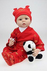 Bebê Reborn Carlinhos - Super Promoção Para o Dia das Crianças Por Tempo Limitado!!