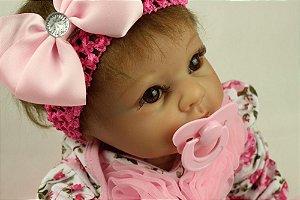 Bebê Reborn Dudinha - Super Promoção Para o Dia das Crianças Por Tempo Limitado!!