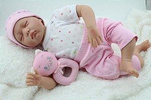 Bebê Reborn Lili - Super Promoção Para o Dia das Crianças Por Tempo Limitado!!